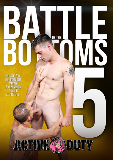 Battle Of The Bottoms 5 cover