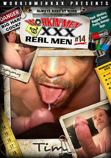Real Men 14 cover
