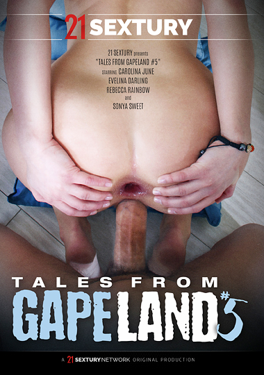 Tales From Gape Land 5 cover