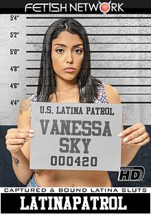 Latina Patrol: Vanessa Sky cover