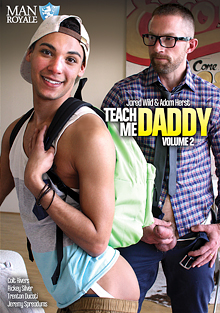 Teach Me Daddy 2 cover