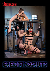 ElectroSluts: Scared Tough Electroslut Comes Hard On Electricity