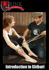Kink University: Shibari 101 - Basic Column Ties