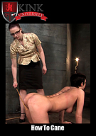 Kink University: Caning 101 With Claire Adams
