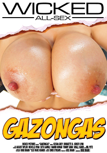 Gazongas cover