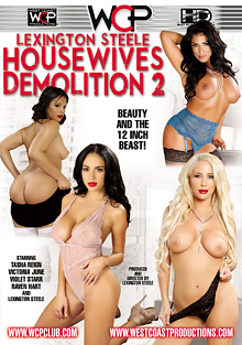 Lexington Steele Housewives Demolition 2 cover