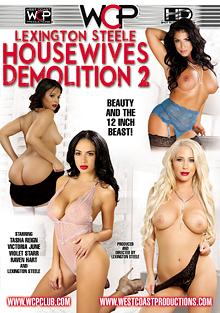 Lexington Steele Housewives Demolition 2 cover