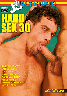 Hard Sex 30 cover