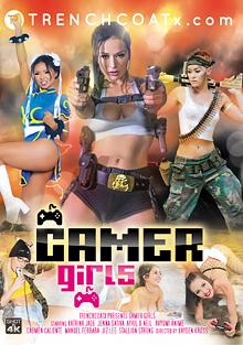 Gamer Girls cover