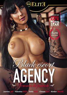 Black Escort Agency Femmes De Pouvoir cover