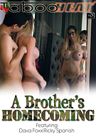 Dava Foxx In A Brother's Homecoming