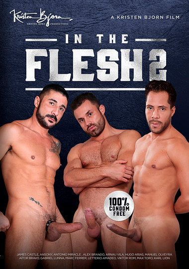 In the Flesh 2 Cover Front