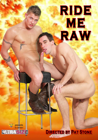 Ride Me Raw cover