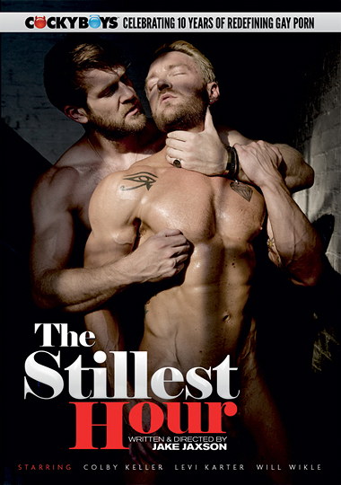 The Stillest Hour Cover Front