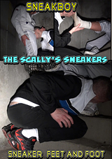 The Scally's Sneakers