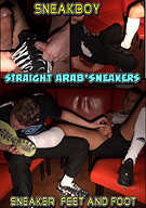 Straight Arab Sneakers