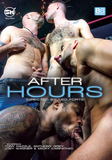 After Hours (Skyn) Cover Front