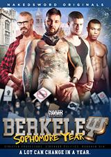 berkeley sophomore year, nakedsword, justin brody, teddy bryce, gay, porn