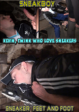 Kevin, Twink Who Love Sneakers