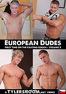 European Dudes First Time On The Casting Couch 5