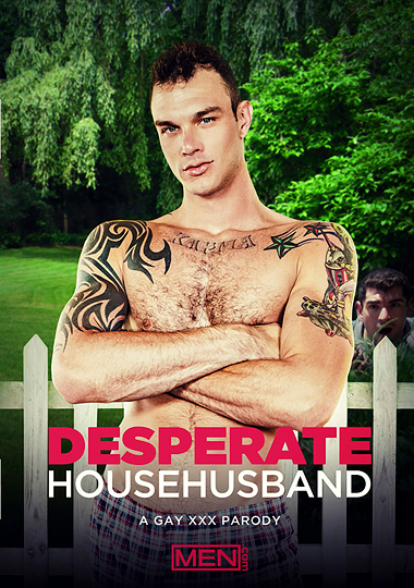 Desperate Househusband Cover Front
