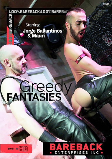 Greedy Fantasies Cover Front