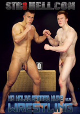 No Holds Barred Nude Wrestling 51