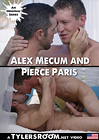 Alex Mecum And Pierce Paris