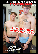 Hot Double Blowjob Pals