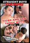 Tiger And Her Three Boys