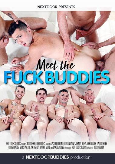 Meet the Fuck Buddies Cover Front