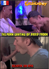 The Porn Casting Of David Froon