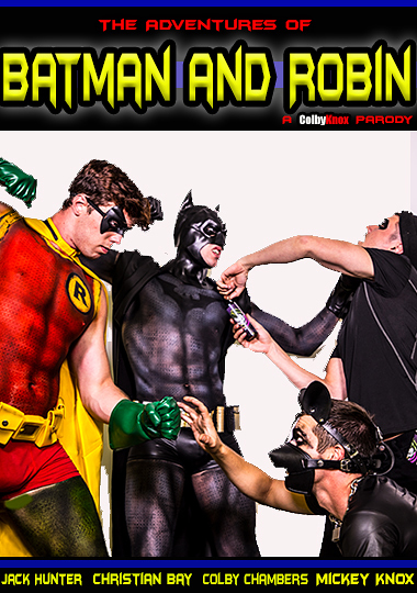 Watch The Adventures Of Batman And Robin   Gay Sex Blog AEBN