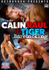 Calin, Raul And Tiger Barebacking