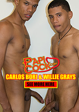 Carlos Bori And Willie Grays