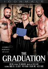 the graduation, iconmale, sergeant miles, mitch vaughn, leo luckett, chi chi larue, family, gay, porn, taboo