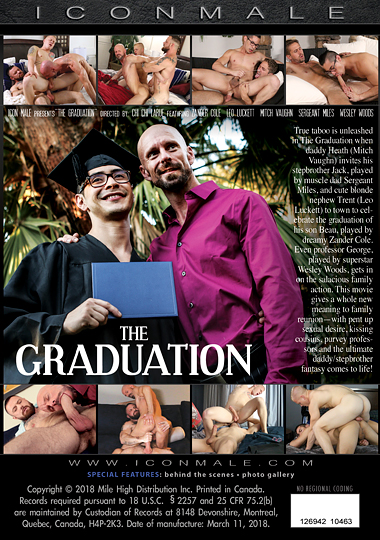 The Graduation Cover Back