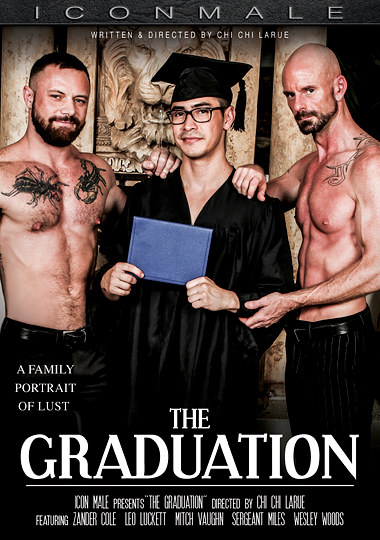 The Graduation Cover Front