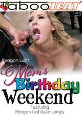 Reagan Lush In Mom's Birthday Weekend
