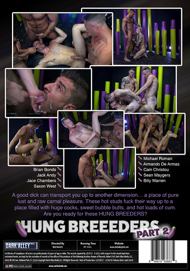 Hung Breeders 2 Cover Front