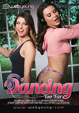dancing too far, web young, lana rhoades, kristen scott, lesbian, all girl