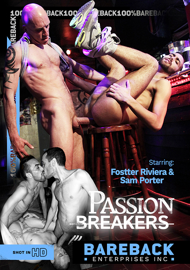 Passion Breakers Cover Front