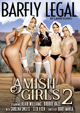 Barely Legal Amish Girls 2