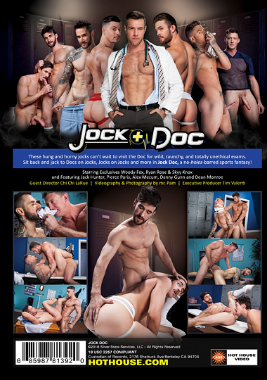 Jock Doc Cover Back