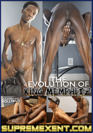 The Evolution Of King Memphitz