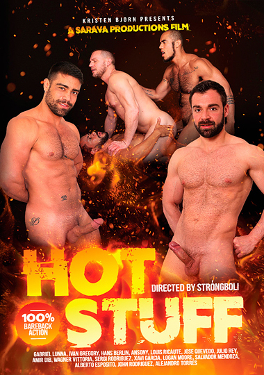Hot Stuff 1 Cover Front