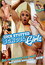 Cock Stuffed School Girls