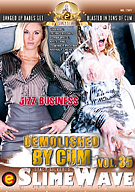 Slime Wave 35: Demolished By Cum: Jizz Business