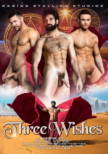 Three Wishes Cover Front