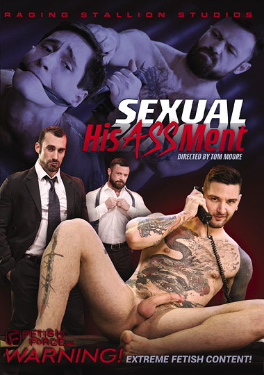 Sexual HisASSment Cover Front